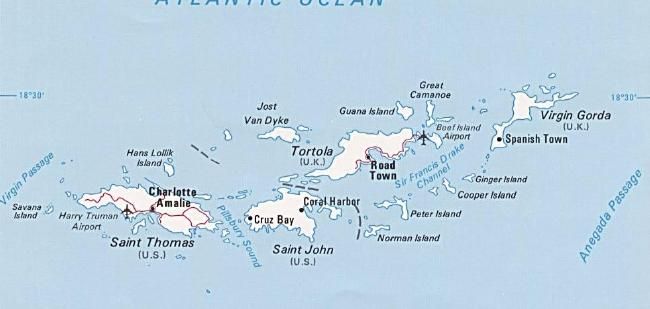 Dentist In St Thomas Virgin Islands